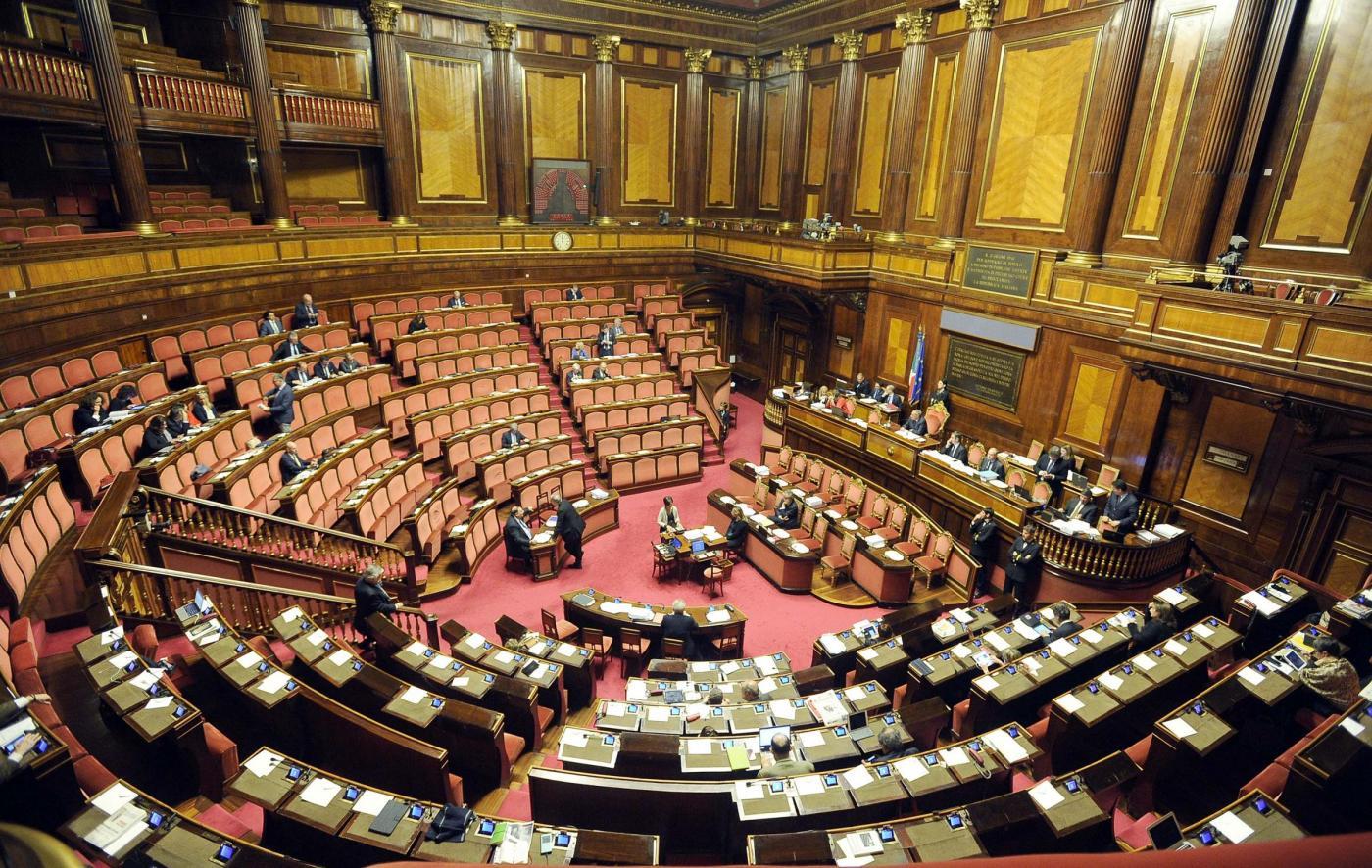 Senato Voto di Fiducia sulla Legge di Bilancio