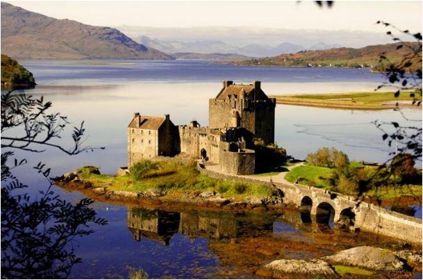 Maniero scozzese