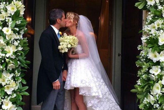 Marcuzzi Matrimonio