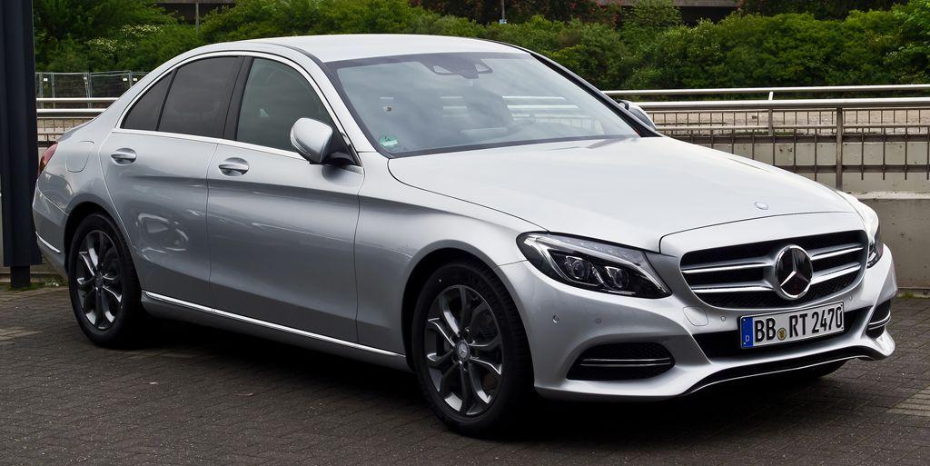 differenza tra utilitaria e berlina - Mercedes Classe C