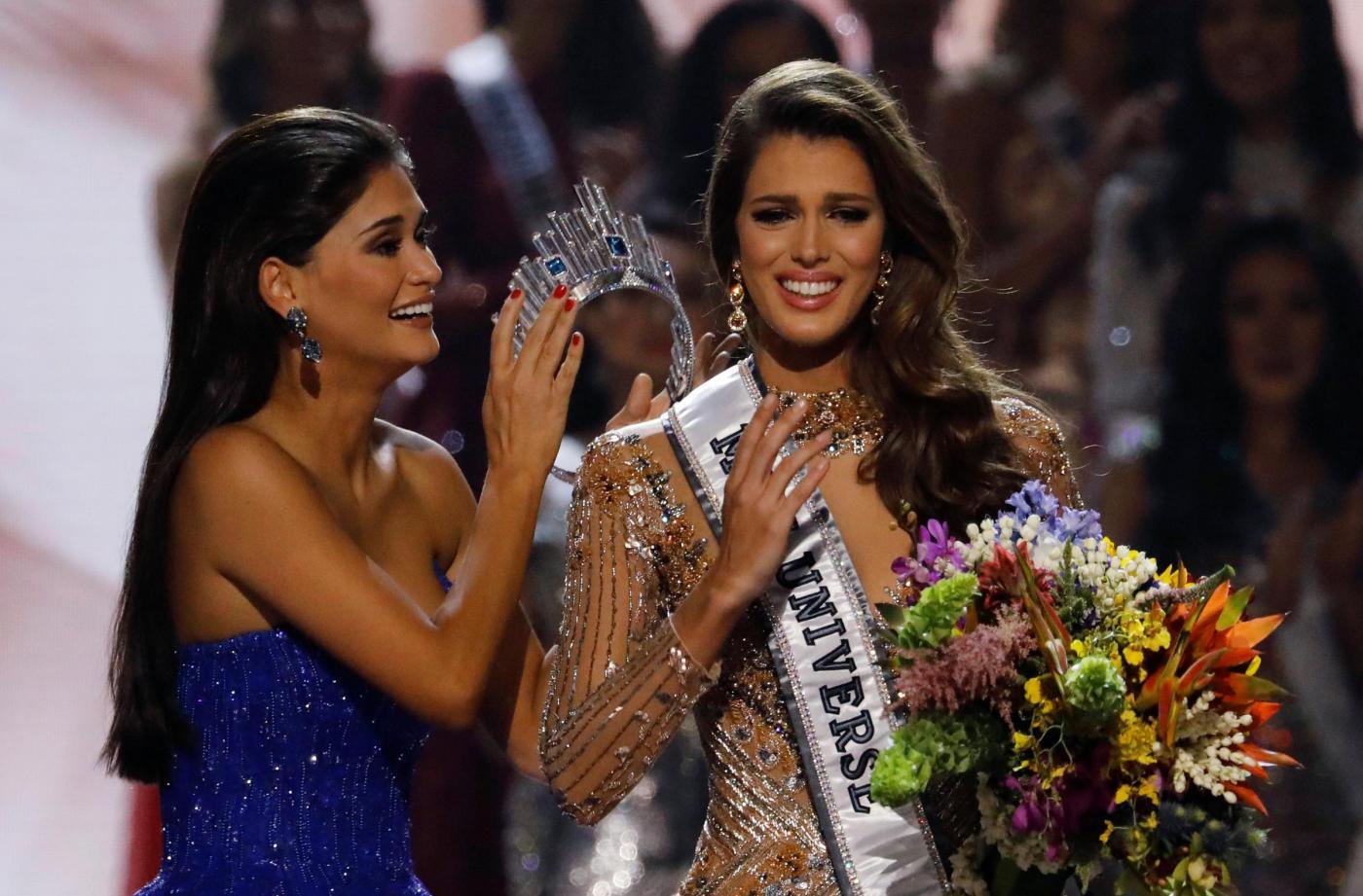 Manila: è francese Iris Mittenaere, la nuova Miss Universo