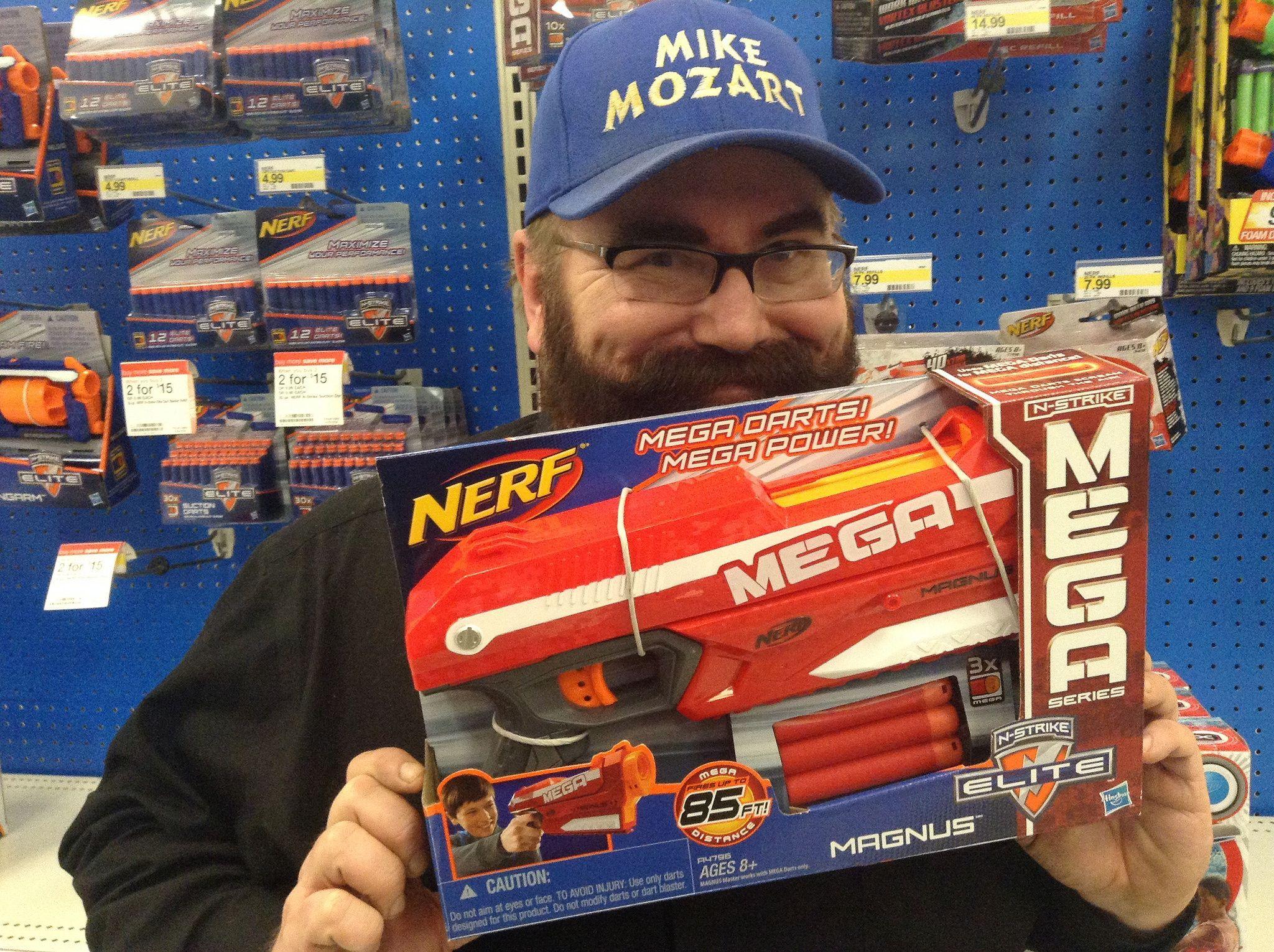 Nerf: come si gioca per organizzare una Nerf War con le pistole giocattolo