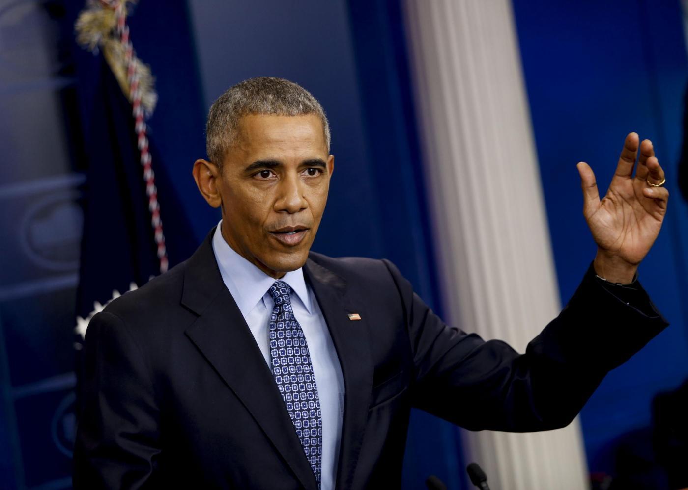 USA, Obama nella lettera di addio agli americani: 'Mi avete reso un uomo migliore'