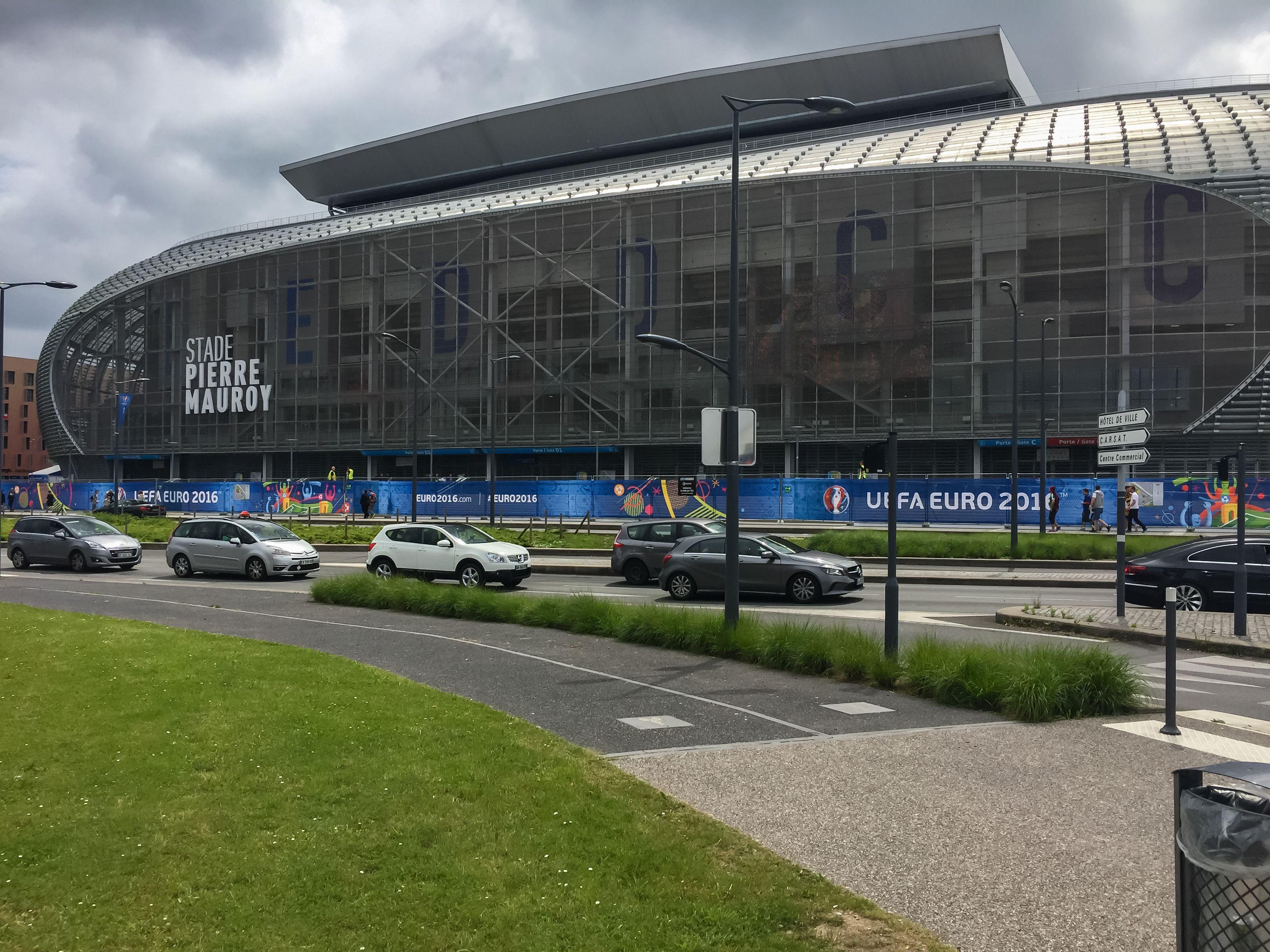 Lille Stadion Pierre Mauroy