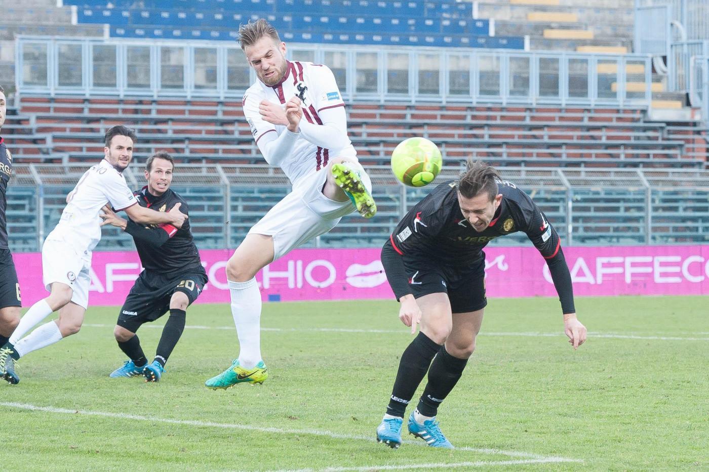 Como vs Arezzo Lega Pro 2016/2017