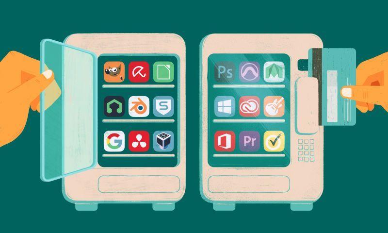I 10 software gratis alternativi ai programmi a pagamento più famosi