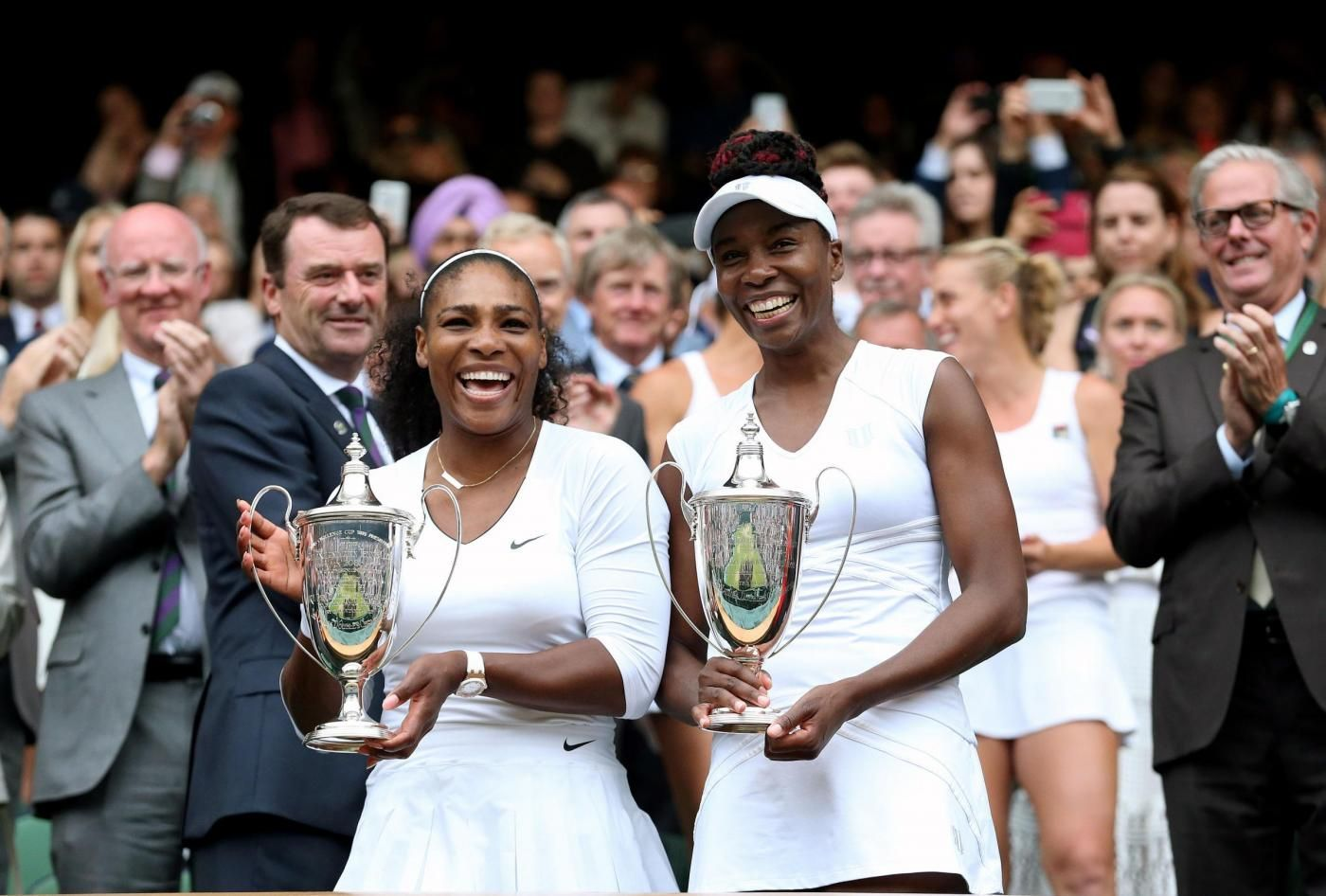 Serena Vs Venus: le sorelle Williams a confronto nei grandi Slam del tennis