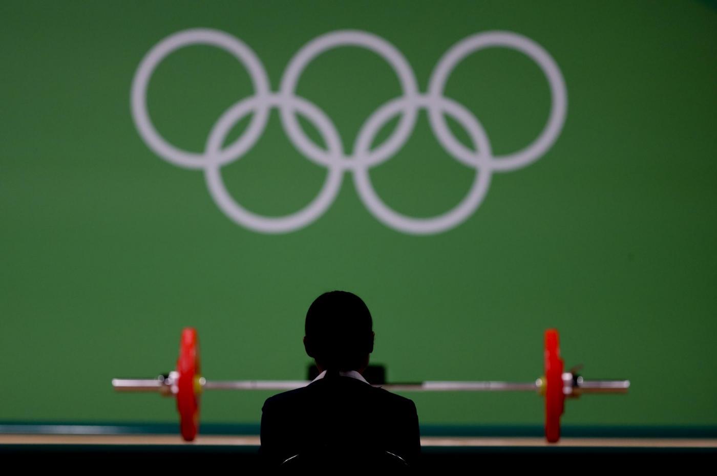 Olimpiadi Rio 2016 Sollevamento pesi donne 63 Kg