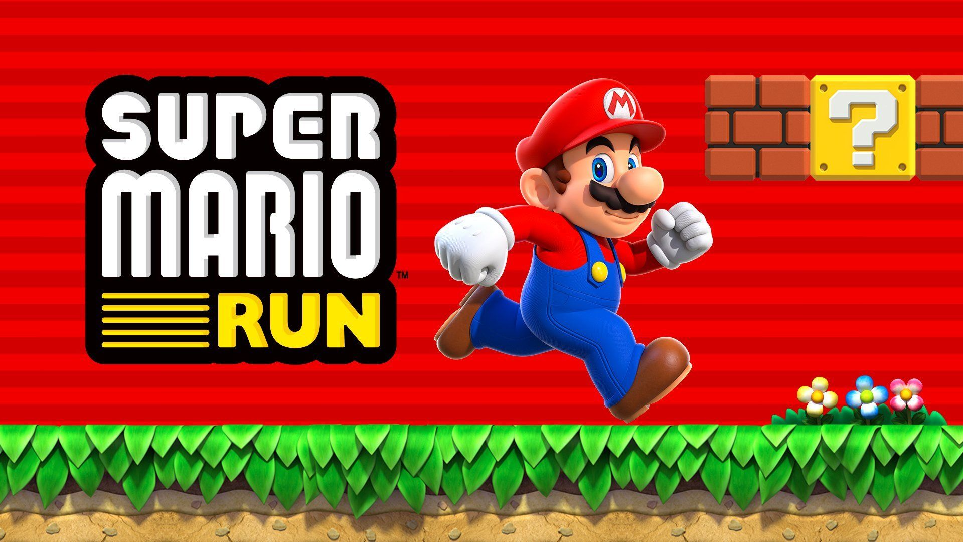 Super Mario Run per Android, debutto a marzo
