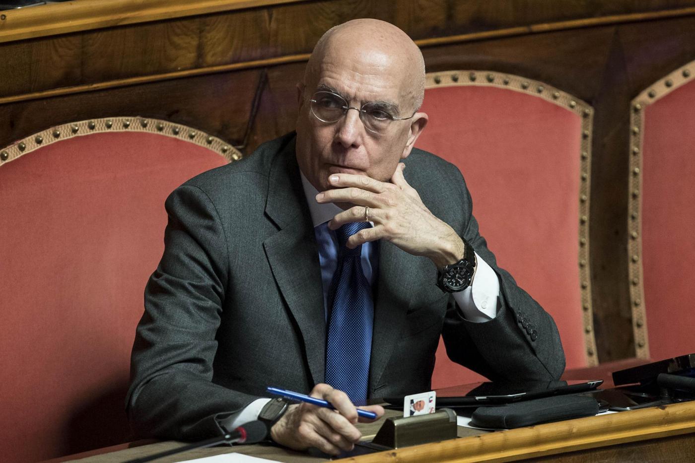Senato Discussione su procedimento penale Gabriele Albertini