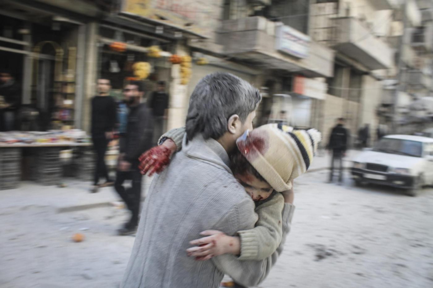 Le piu' belle foto del 2014 dell'agenzia Anadolu