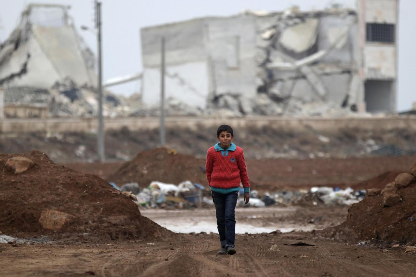 Siria, Aleppo oggi