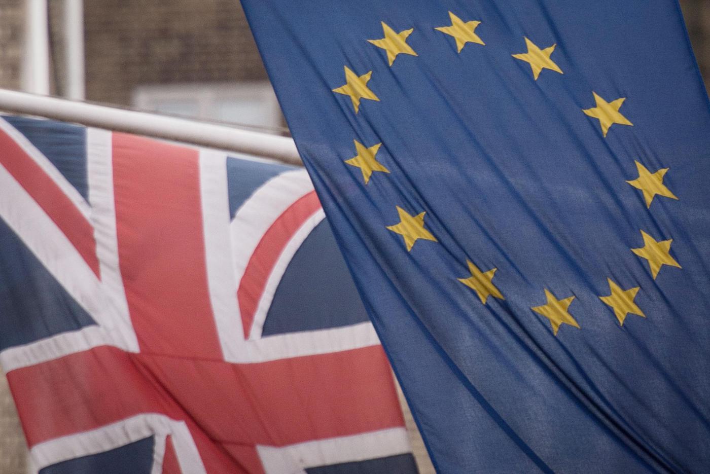 Theresa May:Abbandoniamo l'Ue e costruiamo una Gb mondiale