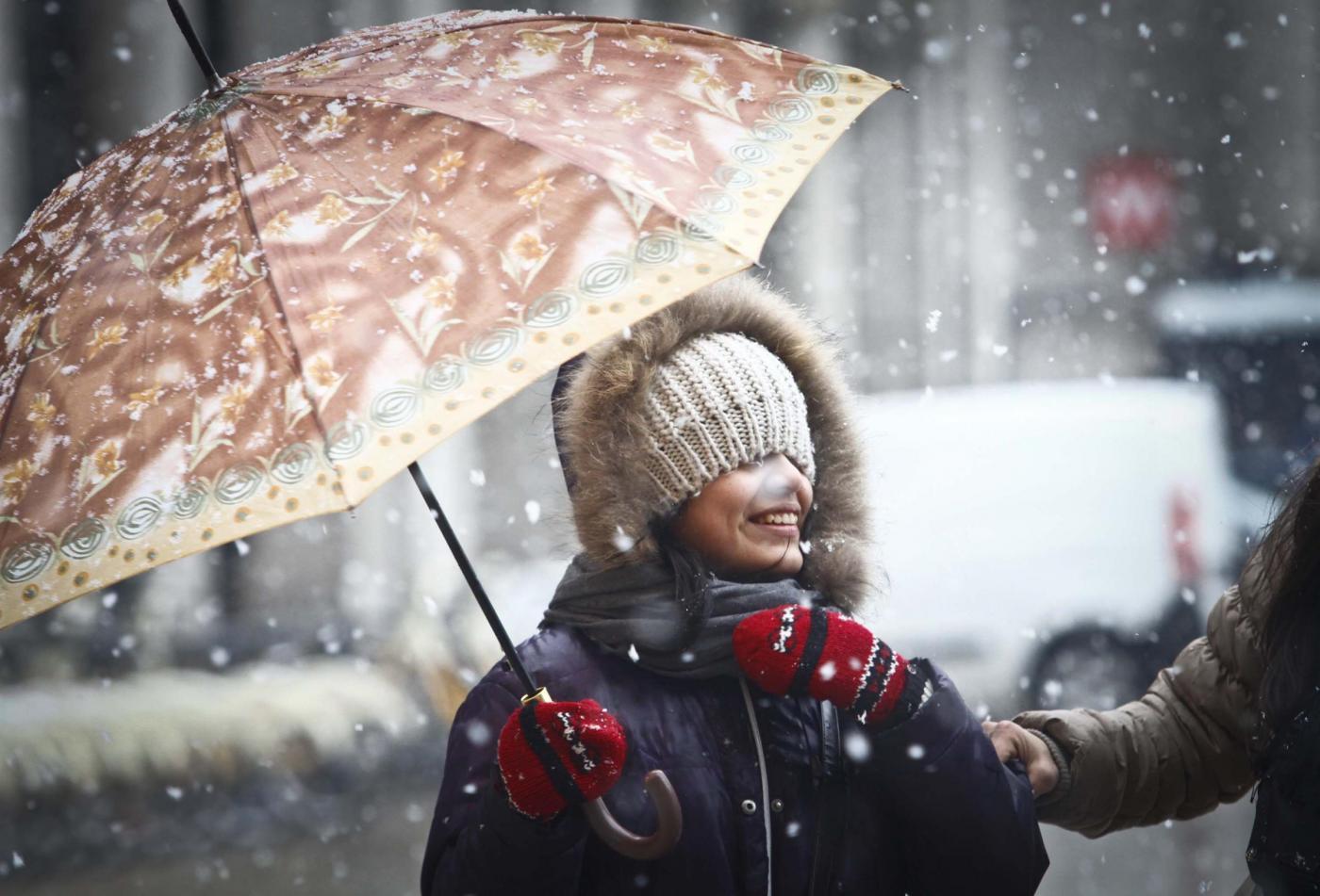 "Allerta Meteo ""Burian della Befana"" in arrivo gelo e neve in tutta Italia"