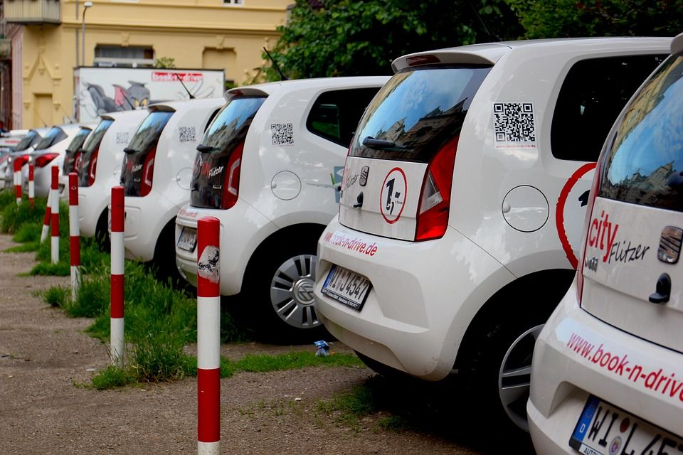 come muoversi car sharing