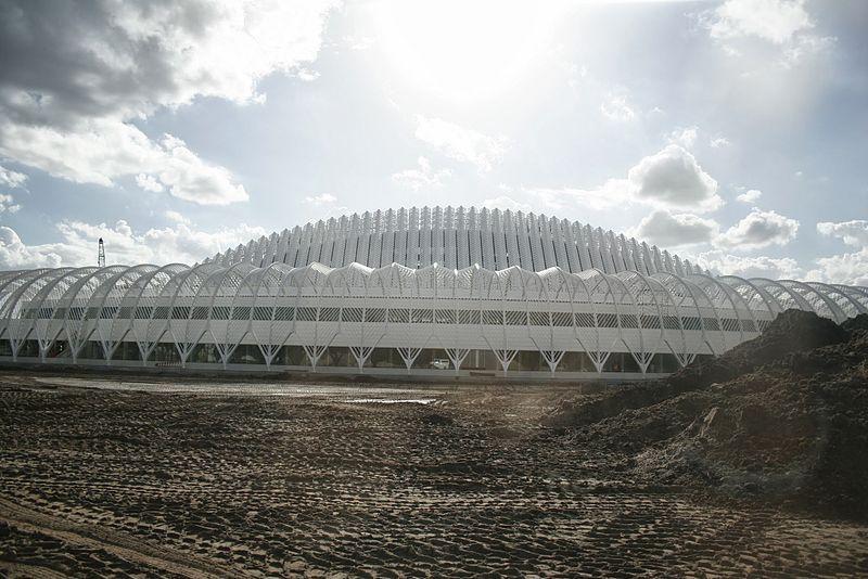 florida university calatrava