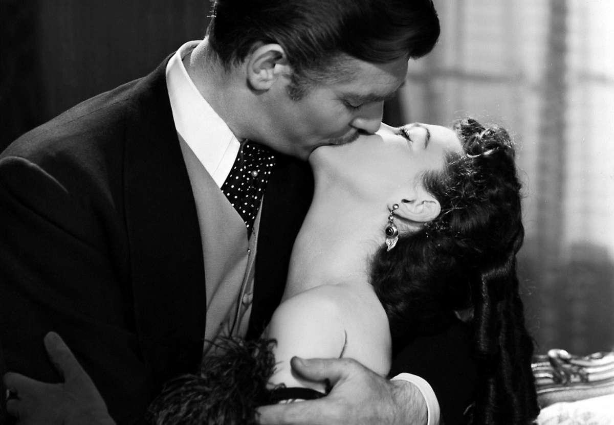 I baci più romantici nella storia del cinema
