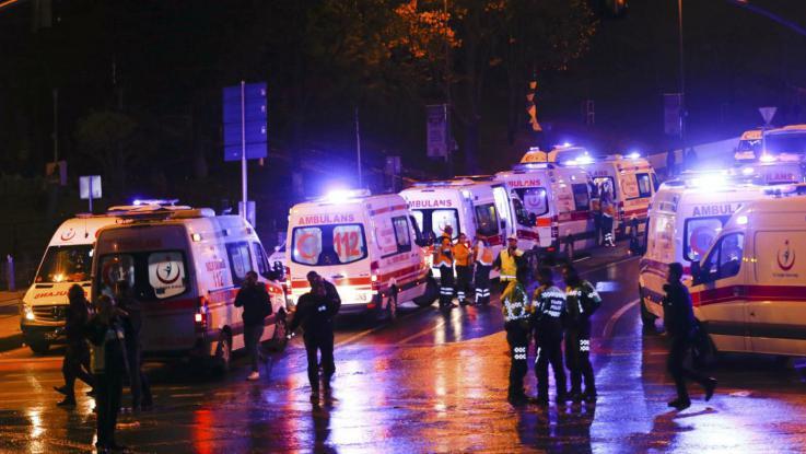 Istanbul, l'Isis rivendica la strage di Capodanno