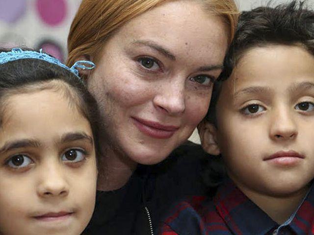 Lindsay Lohan oggi