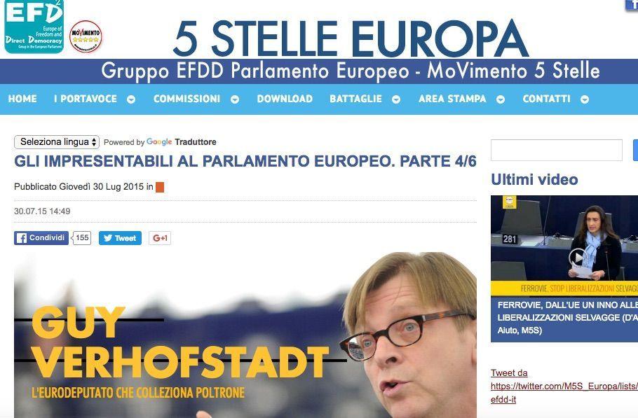 m5s verhofstadt