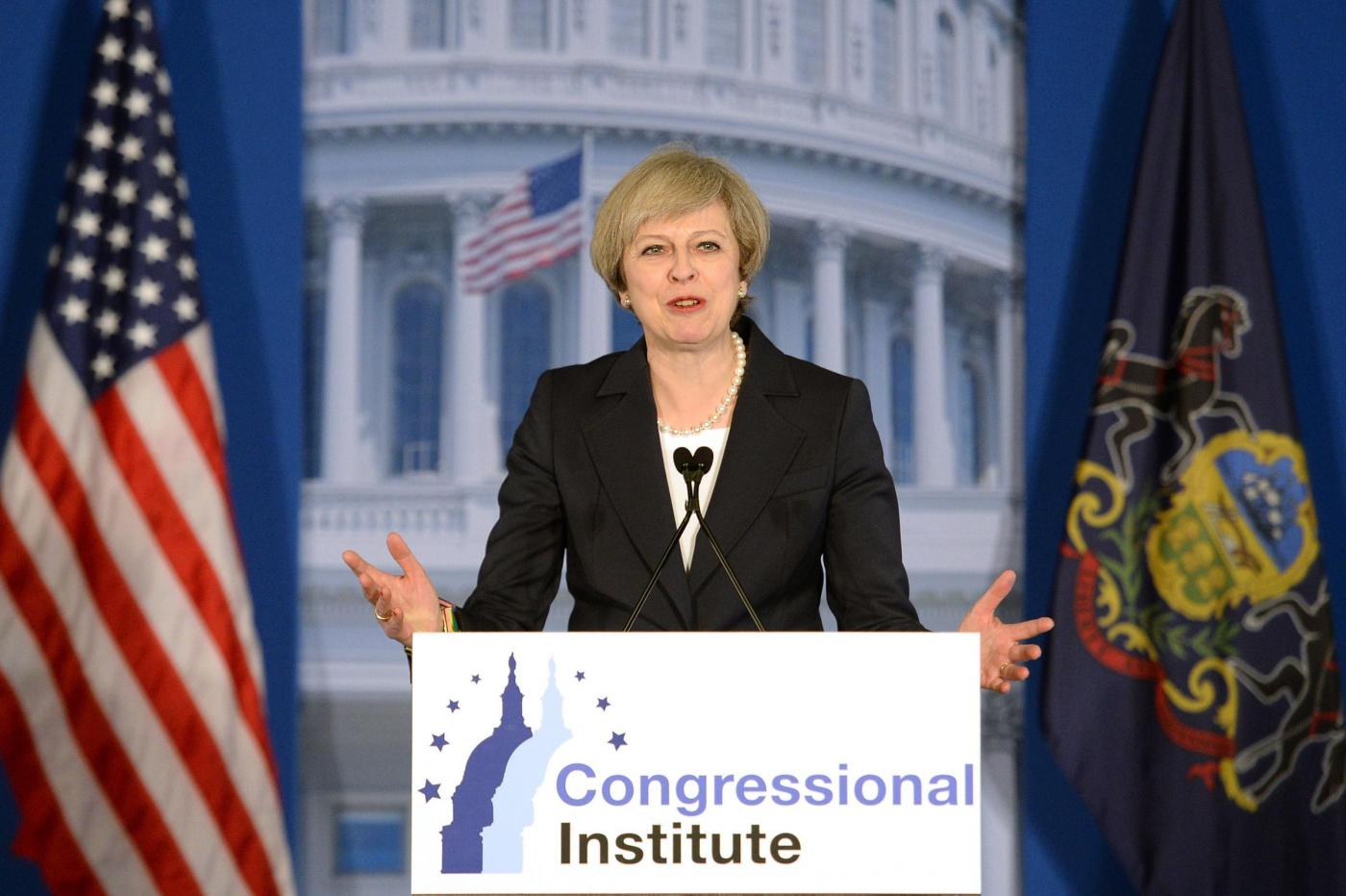 May visits US Day One