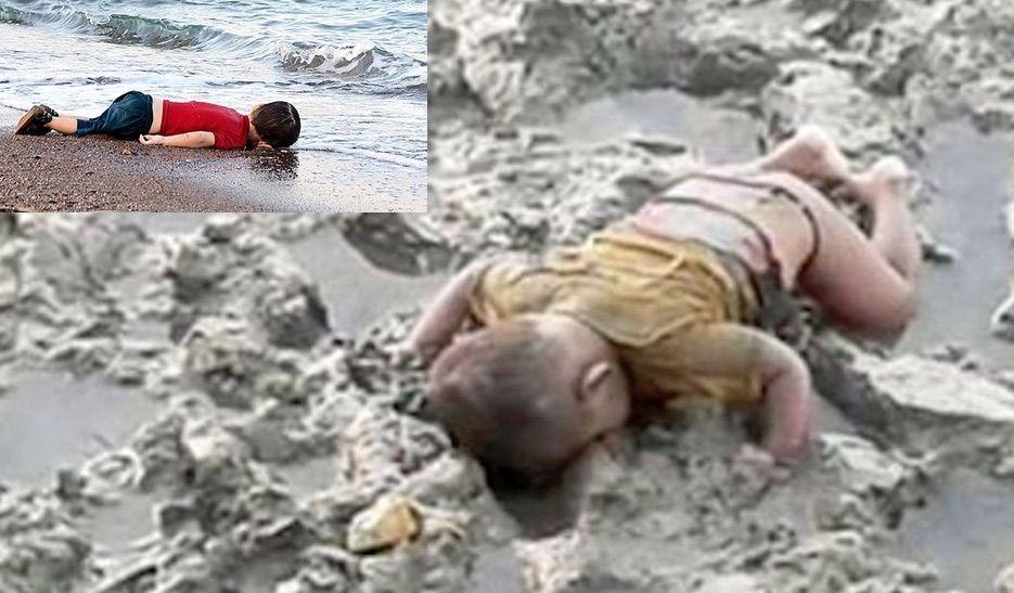 Birmania, la foto del bimbo annegato come Aylan diventa il simbolo della tragedia dei Rohingya