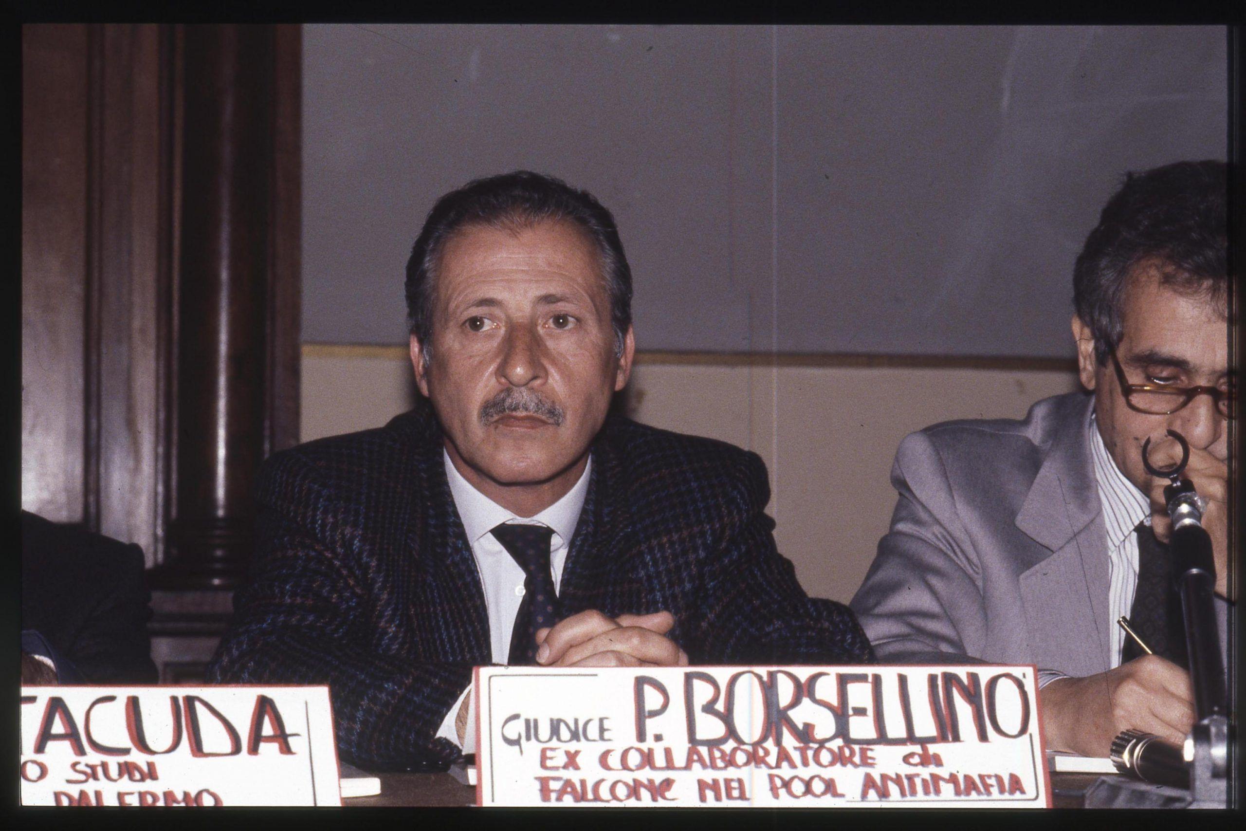 """Strage via d'Amelio, 25 anni fa l'attentato a Paolo Borsellino: un processo infinito tra """"schifezze e menzogne"""""""