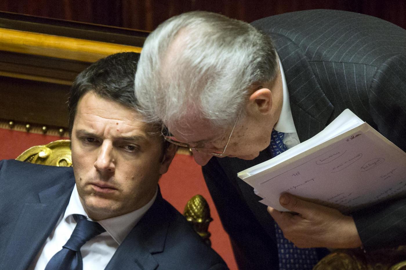 Renzi e Monti, spiati dai fratelli Occhionero