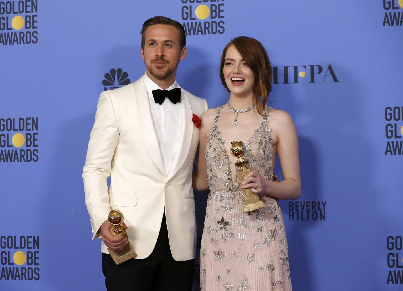 Golden Globe 2017, vincitori: La La Land trionfa con 7 premi