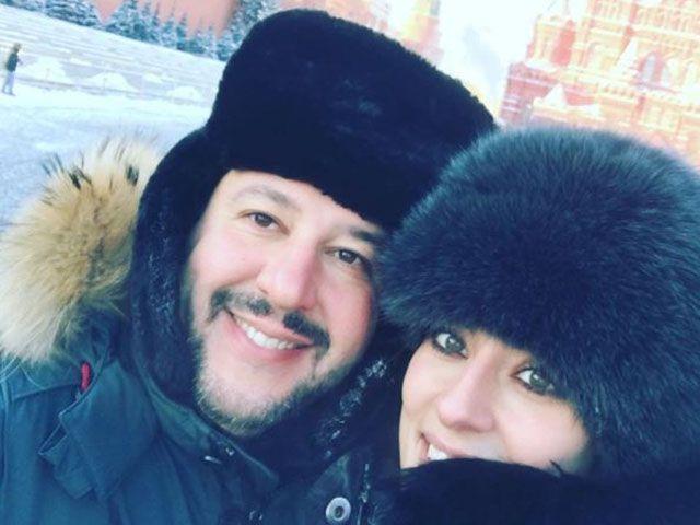 Matteo Salvini matrimonio Elisa Isoardi