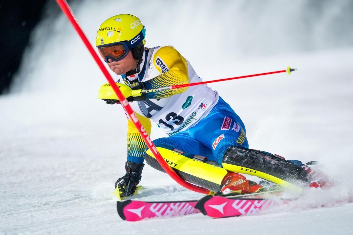 Sci, slalom, Schladming