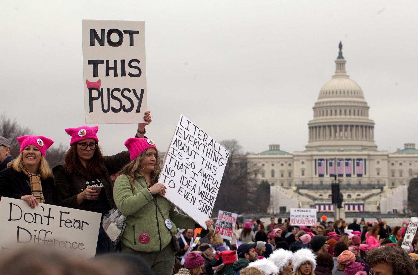Scandali sessuali dei politici americani: Trump è solo l'ultimo della lista