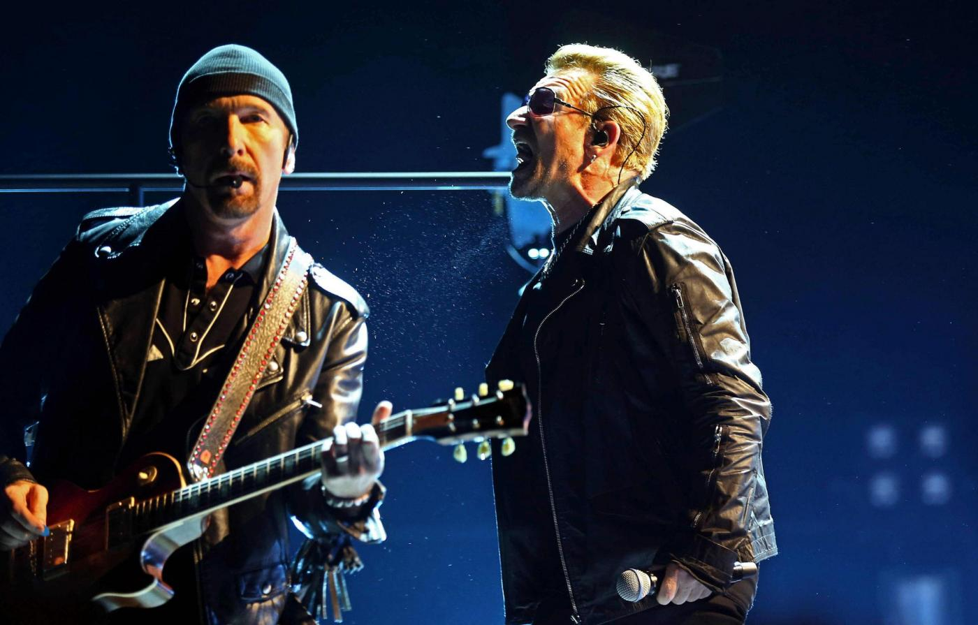 U2 tour 2017 in Italia