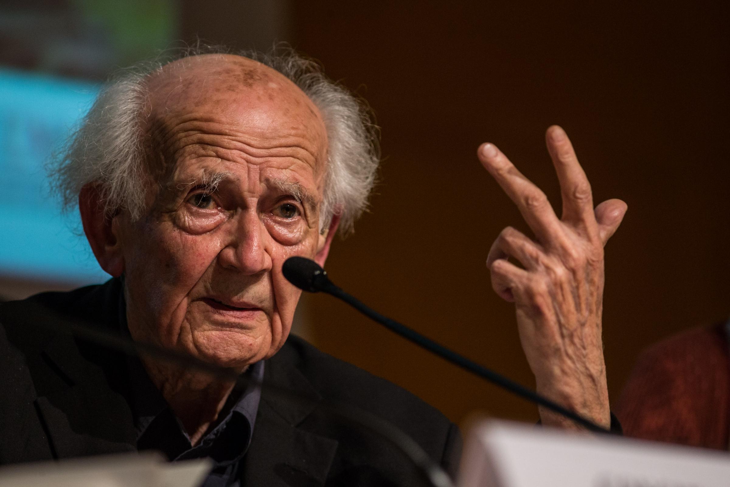Morto Zygmunt Bauman, il filosofo aveva 91 anni