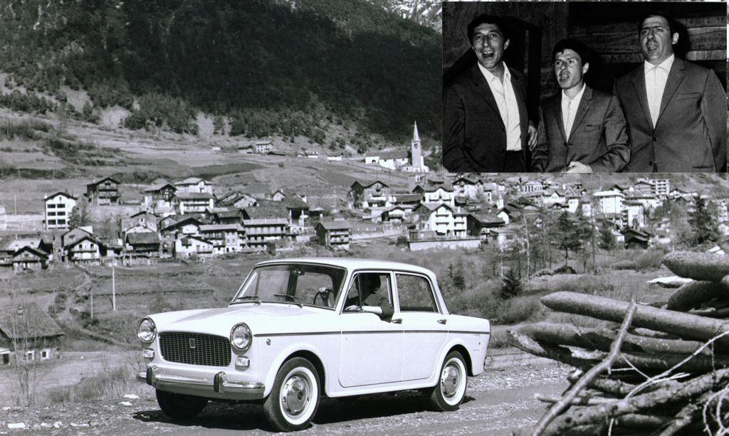 Le auto che hanno fatto la storia della cronaca nera - Fiat 1100 D banda Cavallero