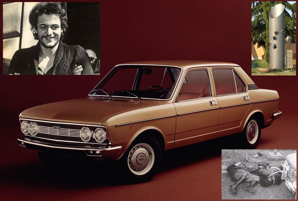 Le auto che hanno fatto la storia della cronaca nera - Fiat 132 strage Dalmine Vallanzasca