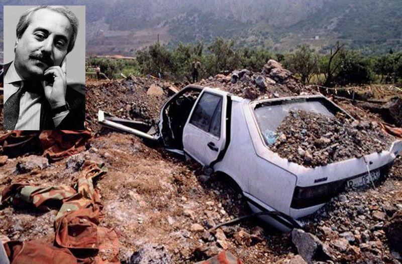 Le auto che hanno fatto la storia della cronaca nera - Fiat Croma Giovanni Falcone