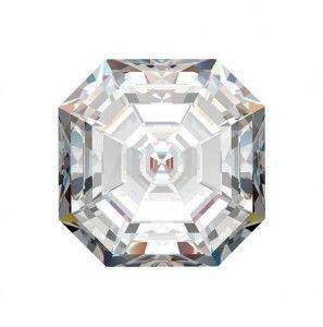 5 Diamante taglio Asscher