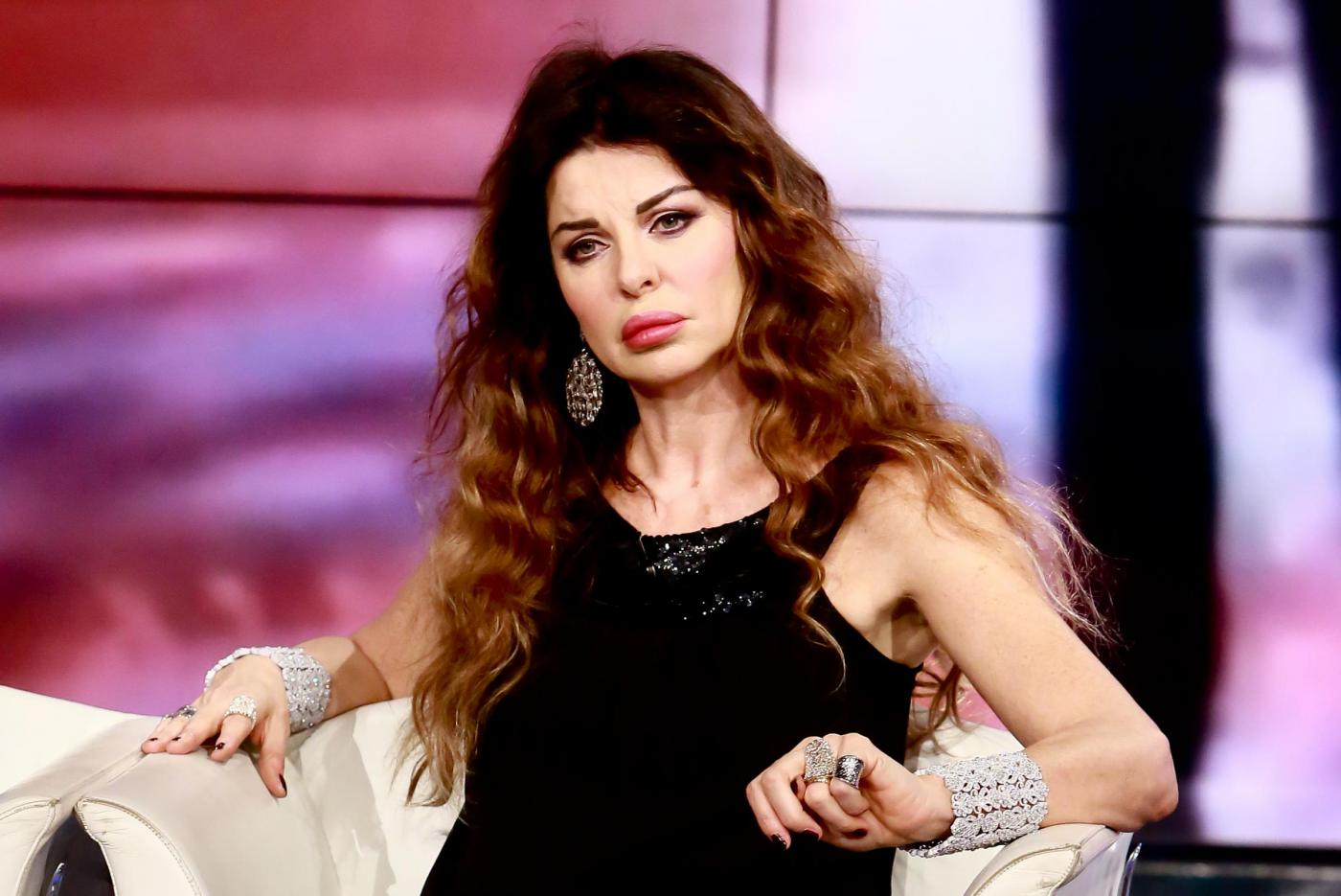 Alba Parietti contro Barbara dUrso: Questo tipo di tv fa paura