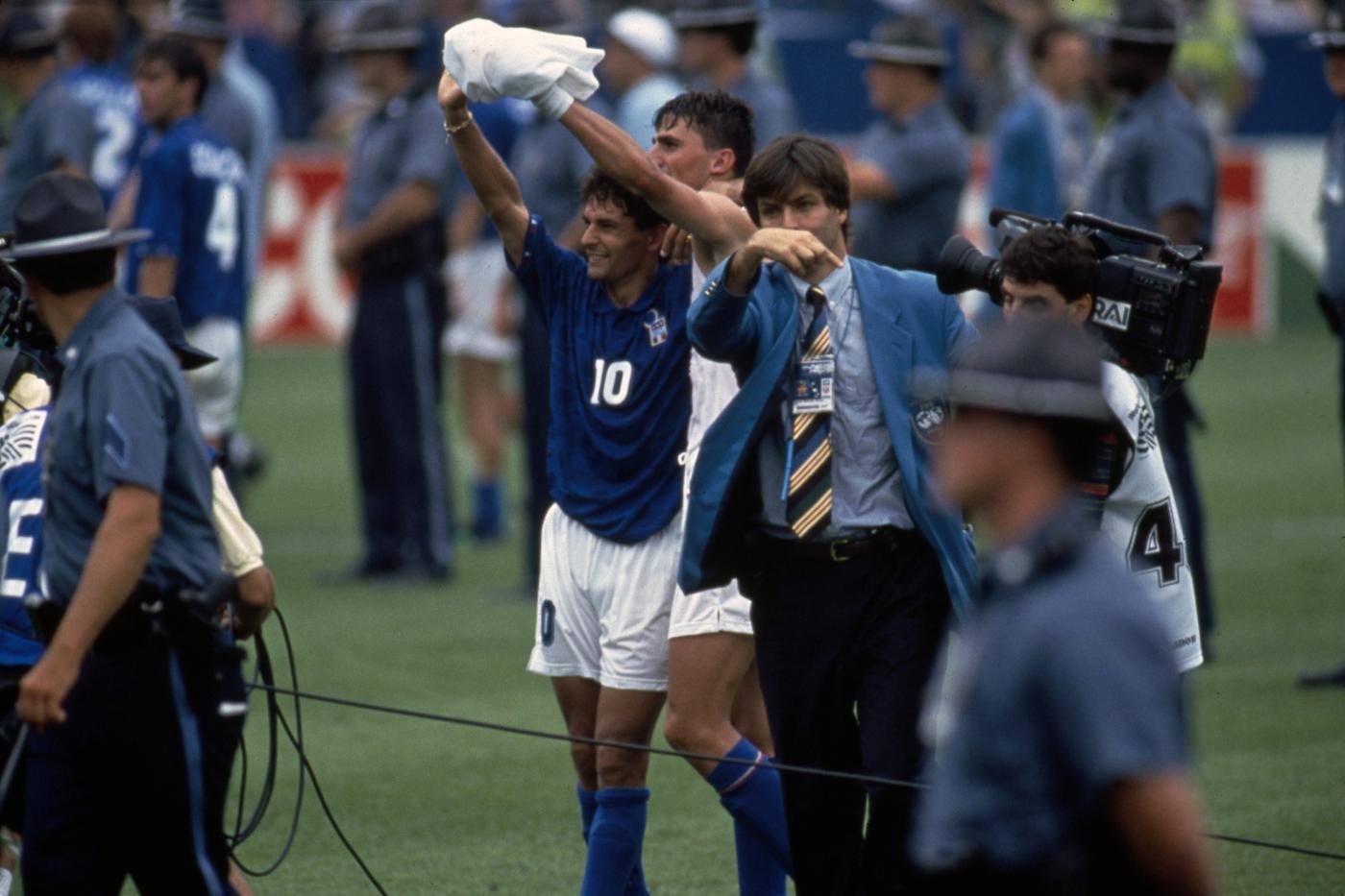 Roberto Baggio 50 anni, un Mondiale come Maradona