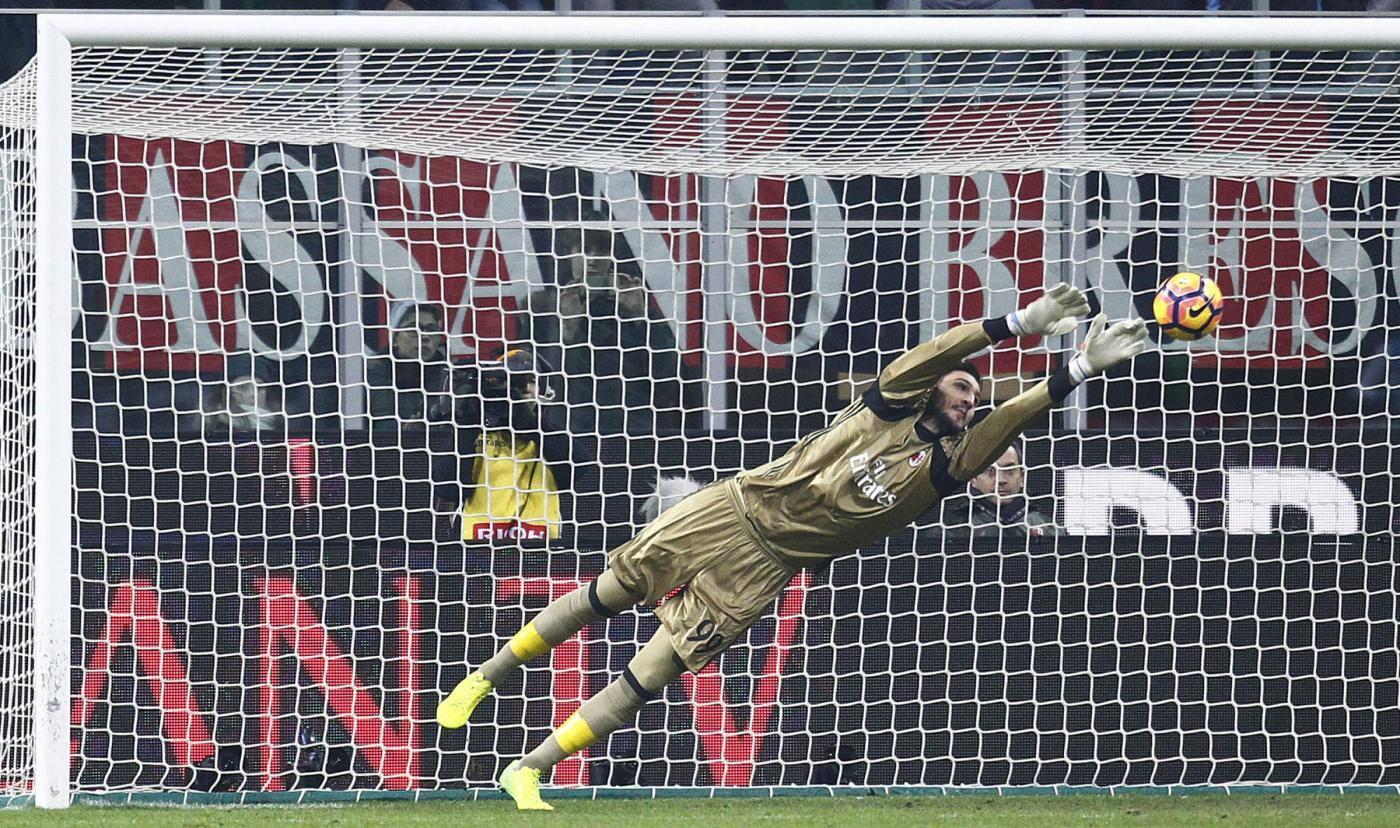 Donnarumma compie 18 anni: il portiere del Milan diventa maggiorenne