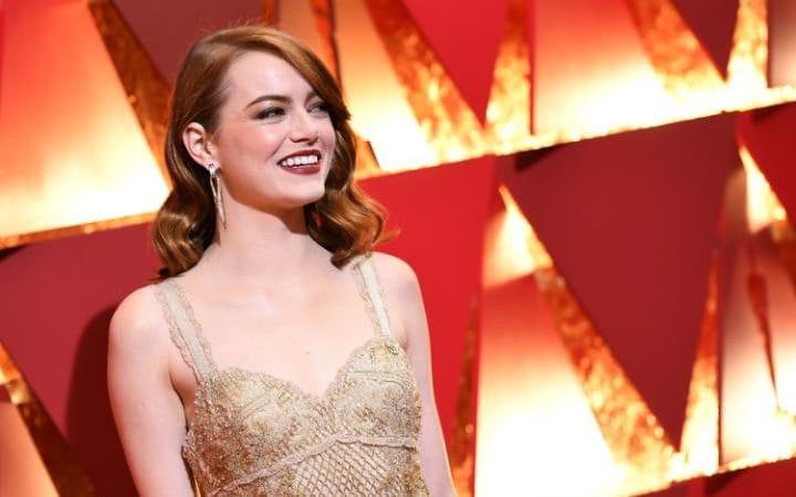 Oscar 2017, Emma Stone vince come miglior attrice protagonista con La La Land