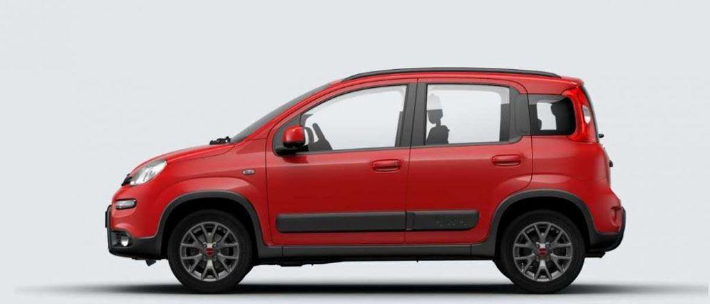 Le migliori auto del segmento A - Fiat Panda