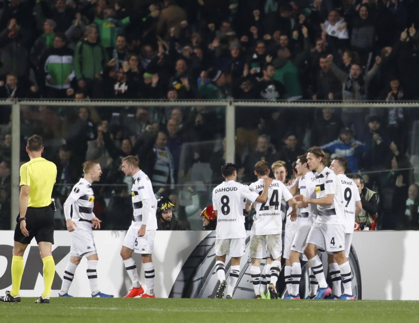 Fiorentina Borussia Monchengladbach