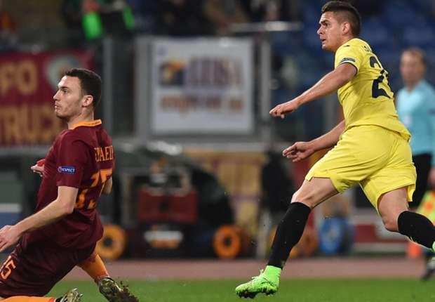 Gol Villarreal