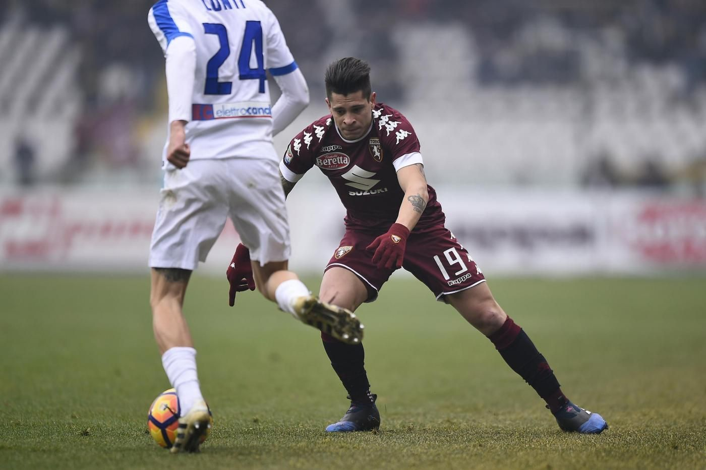 Torino Fc vs Atalanta
