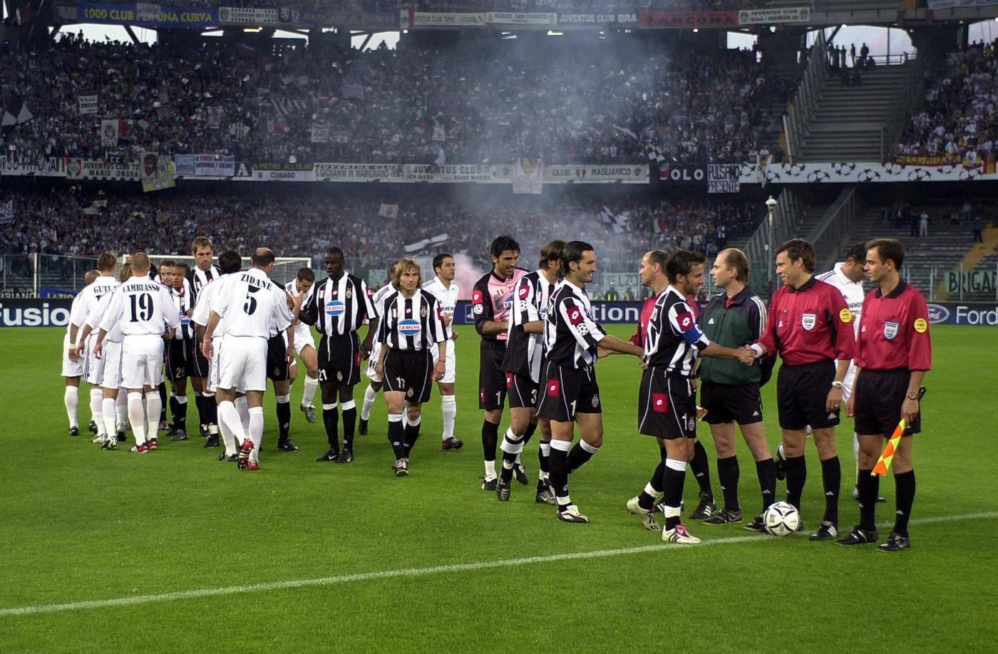 Juve Real 2002 2003