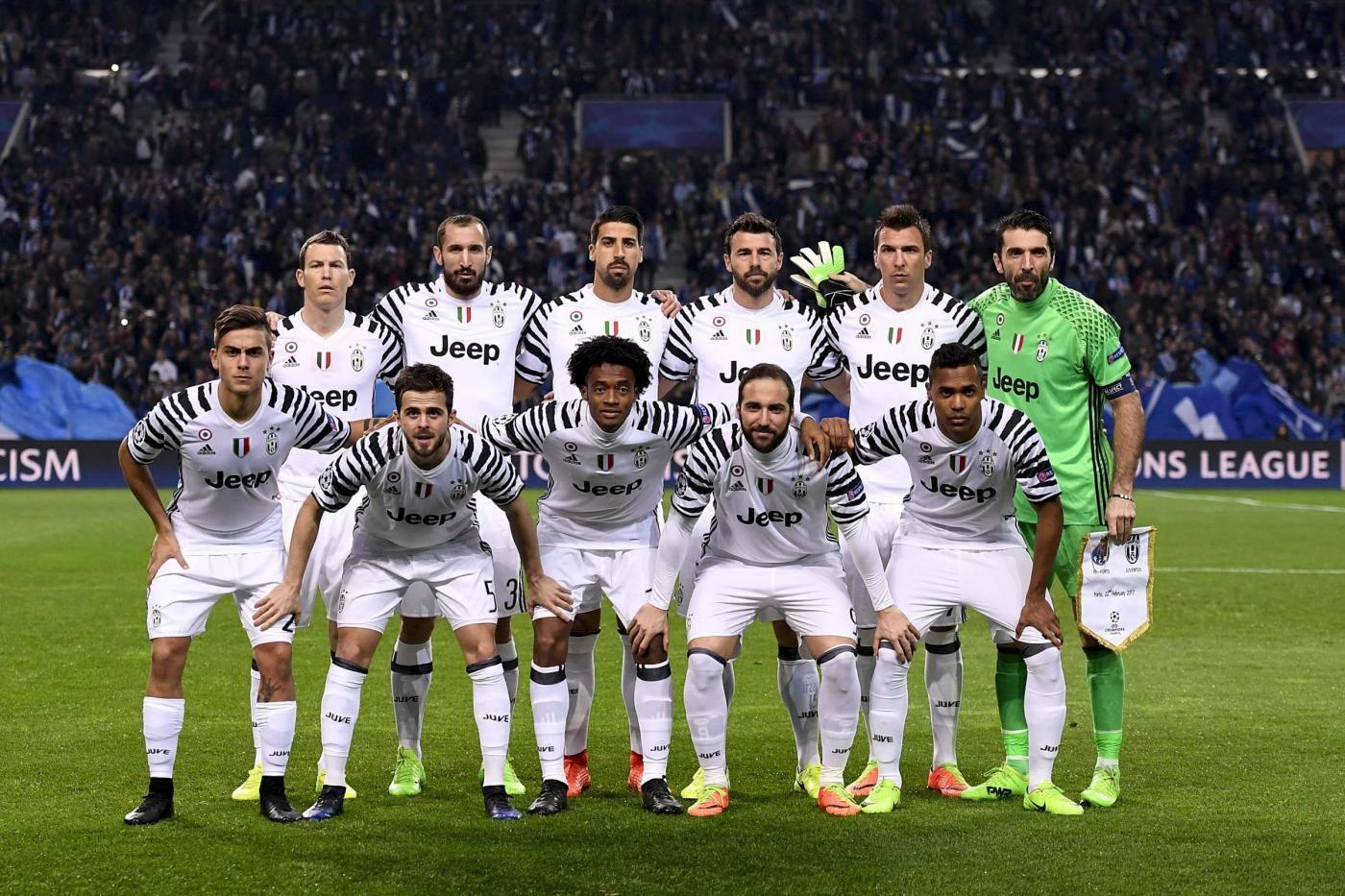 Champions League, Porto vs Juventus 0 2