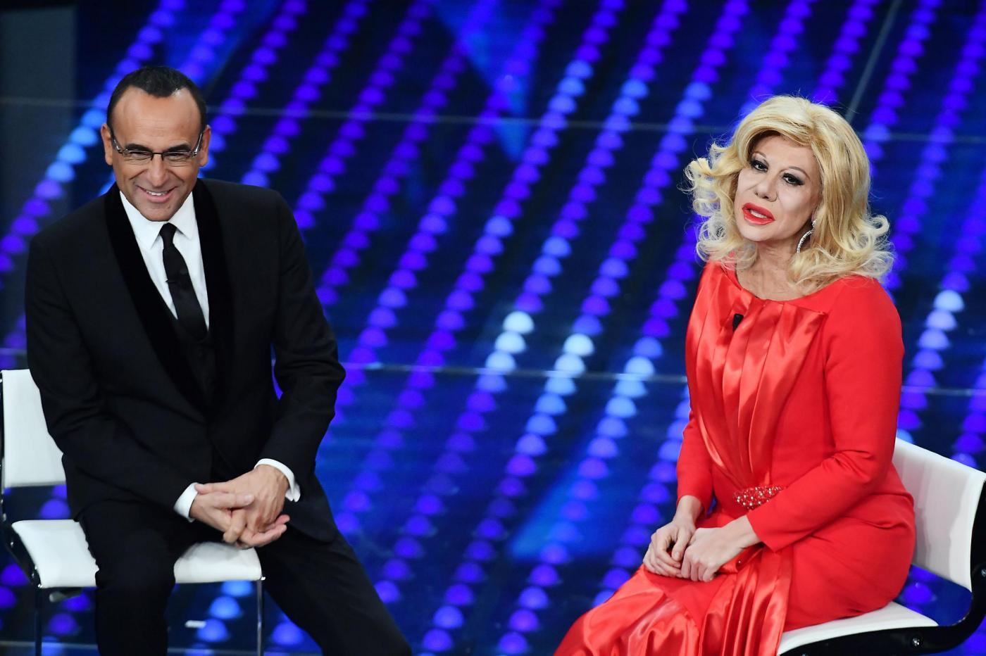 Sanremo 2017, la figlia di Sandra Milo critica Virginia Raffaele