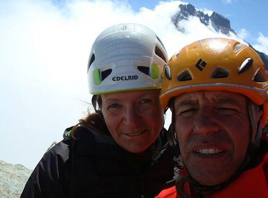 Mauro Franceschini e Antonella Gerini